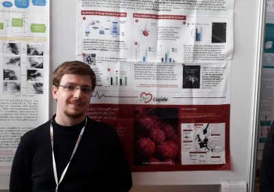 Best Poster Award at the Conference of the European Society for Biomaterials