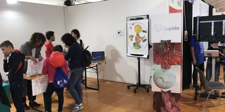CUPIDO at European Researchers' Night